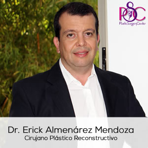 doctor Erick Almenárez en Plastic surgery Center